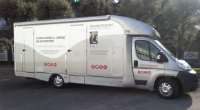 Il camper di Prosud: visite urologiche gratuite on the road